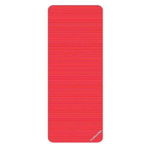 Trendy Sport ProfiGymMat, Trainings- und Therapiematte, 190 x 80 x 1,5 cm, rot