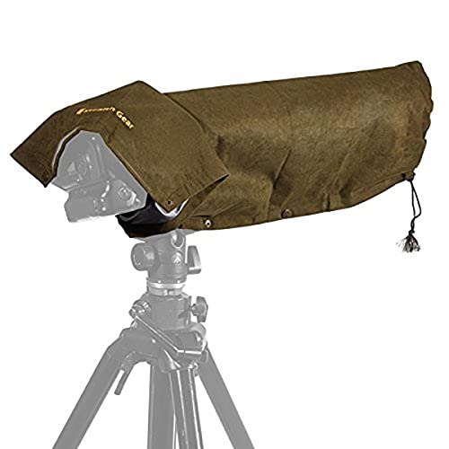 Stealth Gear Extreme- 30-50 Carcasa para Lluvia, Verde, 200-400mm