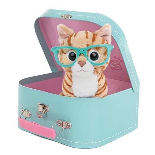 Studio Pets By Myrna 6234 Petite Plush Toy Rayben - Peluche de Rayen, color naranja