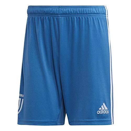 adidas Juve 3 SHO – Pantaloncini – Linea Juventus di Torino Uomo, Uomo, Pantalone Corto, DW5480, azuuni/aeroaz, L