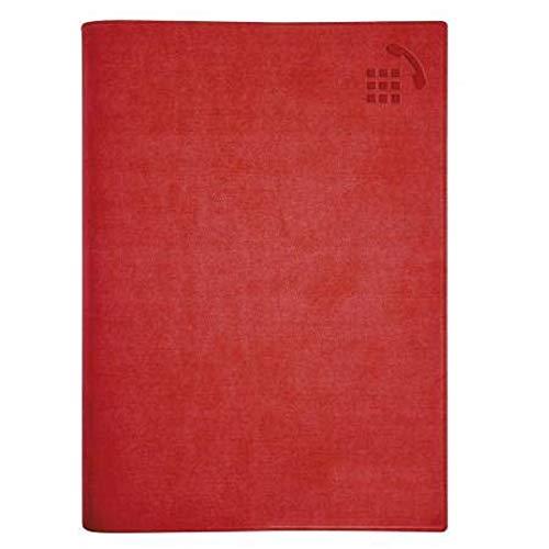 Exacompta 22085E - Cuaderno de direcciones Winner 18,5 x 22,5 cm