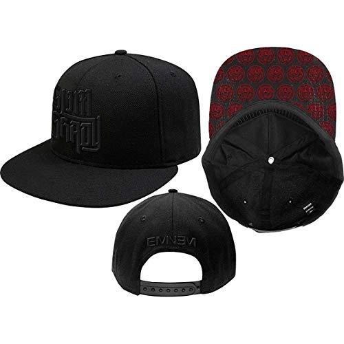 Eminem Slim Shady - Snapback Cap Cap schwarz