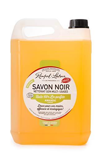 Rampal Latour Savon Noir Amande 5 litres Savon Noir Parfum Amande