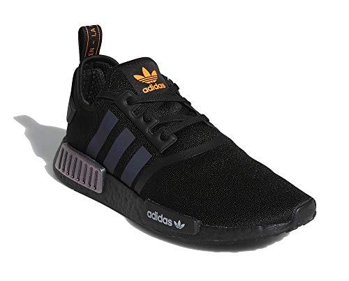 adidas Hombre NMD_R1 Zapatillas Negro, 41 1/3