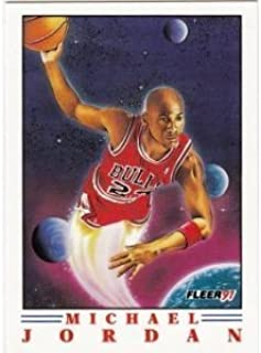 20 Different Michael Jordan Basketball Cards