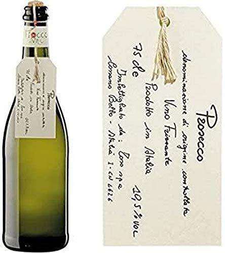 FIOCCO DI VITE Prosecco Doc Fiocco Di Vite Vino Frizzante - 6 Bottiglie - 6x75cl