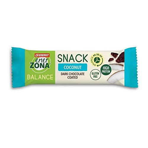 Enerzona Balance 40 30 30 box 30 X 33 gr Gusto Coconut dark chocolate