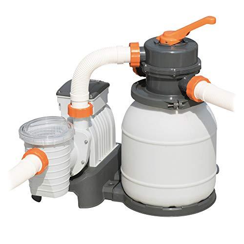 Sandfilteranlage Bestway Flowclear 5678 l/h Filterpumpe Sandfilter System 58497
