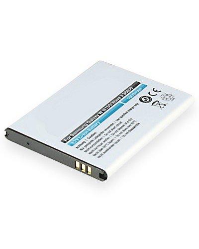cellePhone Batteria Li-Ion Compatibile con Samsung Wave 3 (GT-S8600) / Galaxy W (GT-I8150) / Omnia W (GT-I8350) (sostituita EB484659VUCSTD)