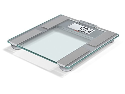 Soehnle Pharo 200 Analytic Bilancia Pesapersone Digitale, 200 kg/100 g