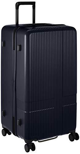 [イノベーター] スーツケース 大型 スリム 多機能モデル INV90 保証付 92L 79 cm 4.8kg ダークネイビー