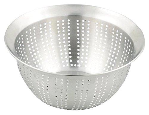 パール金属『ワイドリムステンレスパンチングボール3点セット(15・18・21cm)(HB-3584)』