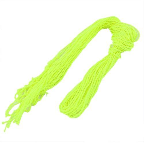 DealMux Cable Cuerda Cadena de reemplazo 1M 20 Piezas Amarillo de la...