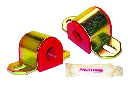 "Prothane 19-1108 Red 7/8"" Universal Sway Bar Bushing fits A Style Bracket"