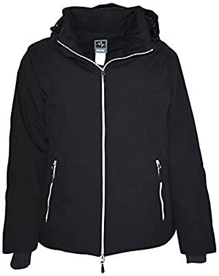 Pulse Women's Plus Size Insulated Soft Shell Jacket Reclipse