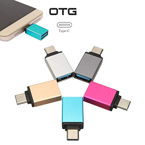 Adaptador Otg Tipo C Para Zenfone,oneplus Xiaomi Type C