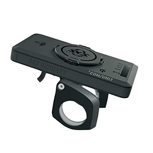 SKS Unisex-Adult Compit Plus Bicycle Phone Mount Bike Holder, Black