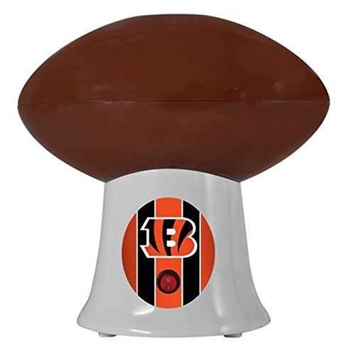 Review Cincinnati Bengals Hot Air Popcorn Maker