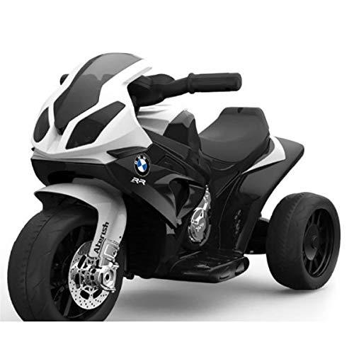Motorrad, 6 V, BMW S1000RR, Schwarz – Leder-Set