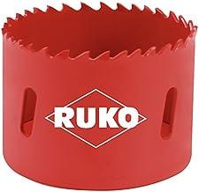 Ruko 106044 - Corona perforadora HSS bimetal, dentado variable (44 mm)