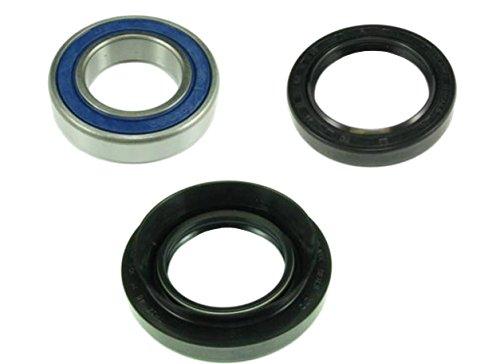 Rear Axle Wheel Bearing Seal Kit 1988-00 Compatible with Honda TRX300 TRX 300 300FW Fourtrax 4x4