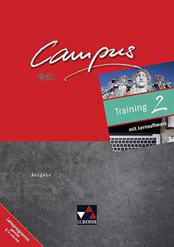 bester Test von neue c klasse Campus C-Neu / Campus C-Training 2-Neu: Schließen Sie den Lateinkurs in 3 Bänden ab (Campus C-Neu:…