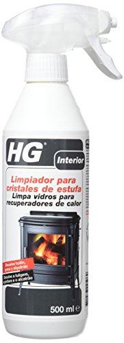 HG 431050109 Limpiacristales Estufa (0.5 l, 500 ml (Paquete de 1)