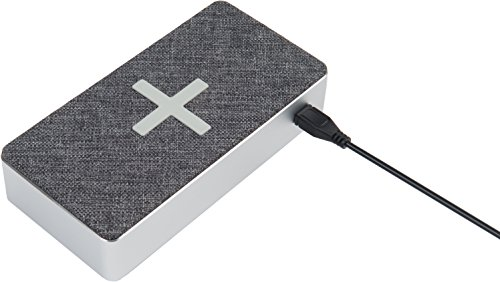 Xtorm XW301 Power Bank Wireless 16000 (QI) - Motion Grau