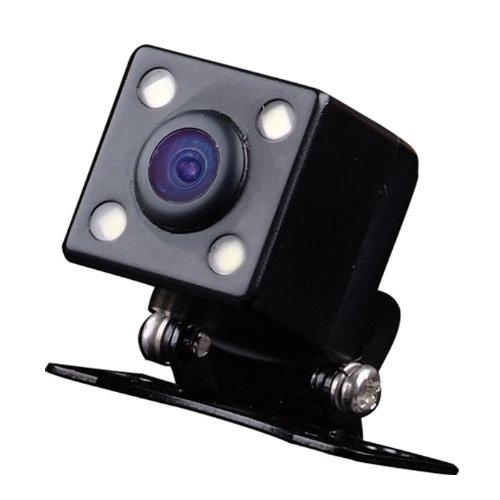 Navinio® Sony CCD Chip Car CCD Mini Universal Car Rear View Camera LED Auto Backup Reverse for All Cars Waterproof Night Version Hd Solution