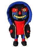 Nobrand Set Undertale Errortale Sans & Flowey Plush Figures Stuffed Toys for Kids Gifts (1. Sans)