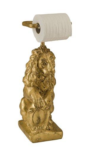 Top 10 best selling list for gold leaf lion toilet paper holder