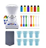 Little Snowie 2 Ice Shaver Bundle - Premium Shaved Ice Machine and Snow Cone Machine with Snowcone...