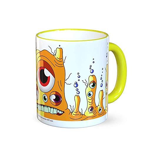 Premium-Print-Kaffee-Tasse, Tee-Pott, Geburtstagsgeschenk - Blubbah