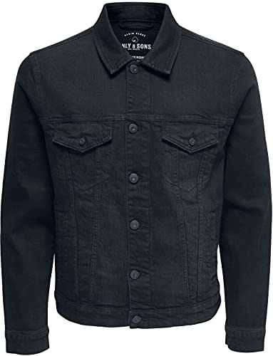 ONLY & Sons onsCOIN Jacket PK 0453 Noos Giacca in Jeans,...