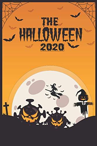 the Halloween 2020: Halloween Horror Nights Unofficial , halloween 2020 , kids notebook