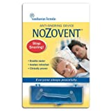 Nozovent Anti Snoring Device For Peaceful Sleep By Scandinavian Formulas - 1 Ea
