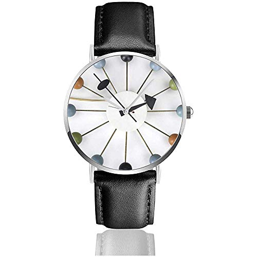 Reloj de Pared Retro de Cocina Vintage con Campanas Multicolores Relojes Minimalista...