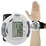 Best VIVE Blood Pressure Cuff Wrists - Wrist Blood Pressure Monitor (White) Review