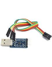 WINGONEER CP2104 Serie convertidor de USB 2.0 a TTL UART Módulo Compatible con 6PIN y Mejor Que CP2102