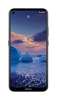Nokia 5.4 Dual SIM Mobile Phone, 6.39 Inch, 4 GB RAM, 128 GB, 4G LTE - Blue