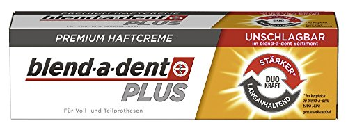Blend-a-dent Super-Haftcreme Duo KRAFT, 40 g