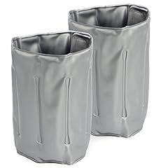 COM-FOUR® 2x Flaschenkühler für unterwegs
