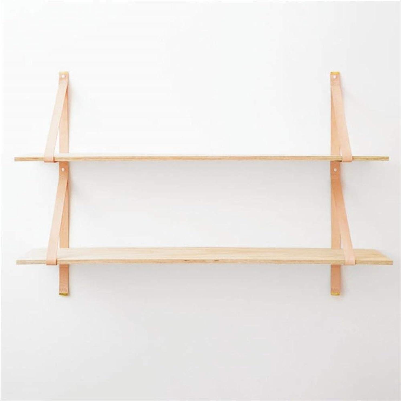 ジーンズバンカー署名SHYPwM 壁掛け棚書棚モダンデザインハンギングラック(廊下用) 多目的ディスプレイスタンド (Size : S)