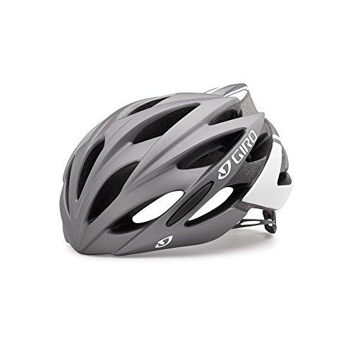 Giro Helm Savant, Matte Titanium/White, L