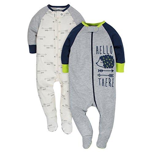 La Mejor Recopilación de Ropa para dormir y batas para Bebé más recomendados. 13