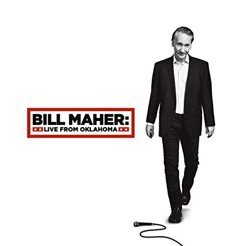 Bill Maher audiobook cover art