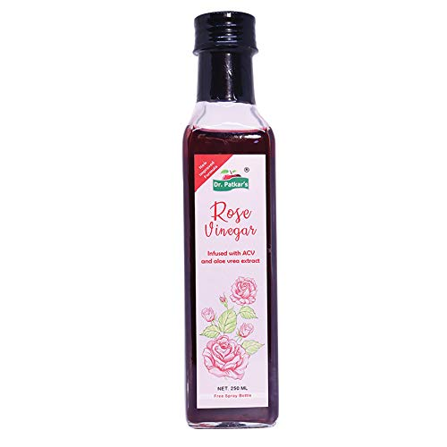 Dr. Patkar's Rose Vinegar Infused With ACV - 250 ML