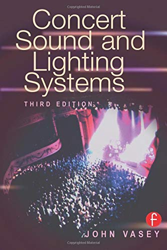 Price comparison product image Concert Sound and Lighting Systems,  Third Edition