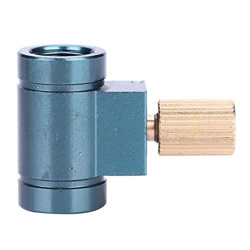 Alomejor gasnavuladapter, outdoor, camping, wandelen, propaangasadapter, geschikt voor propaangasapparaten, verwarming, barbecue, camper, cilinder