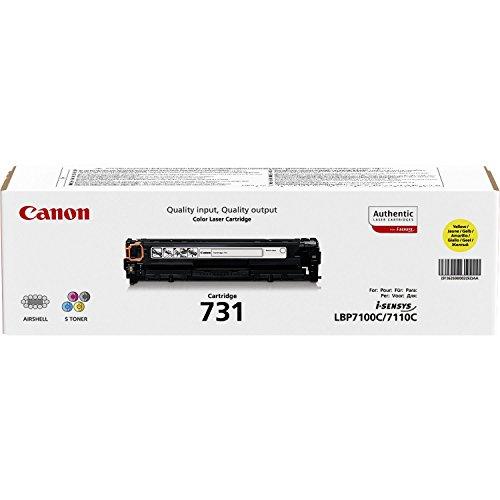 Canon I-Sensys MF 8280 cw (731Y / 6269 B 002) Toner originale giallo- 1.500 Pagine